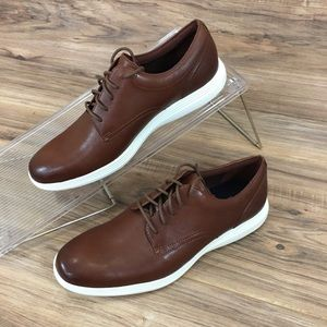 Cole Haan Grand OS Dress Shoe Woodbury Leather New